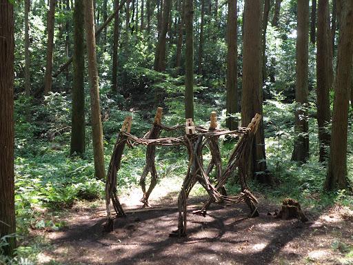 創造と森の声2012『森ラボ』(Lanpratry of the forest)